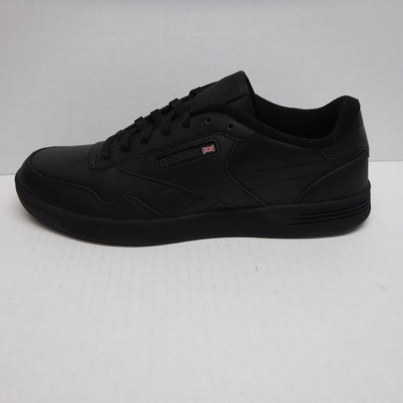 Size 11 4e Wide Black Sneakers New Mens